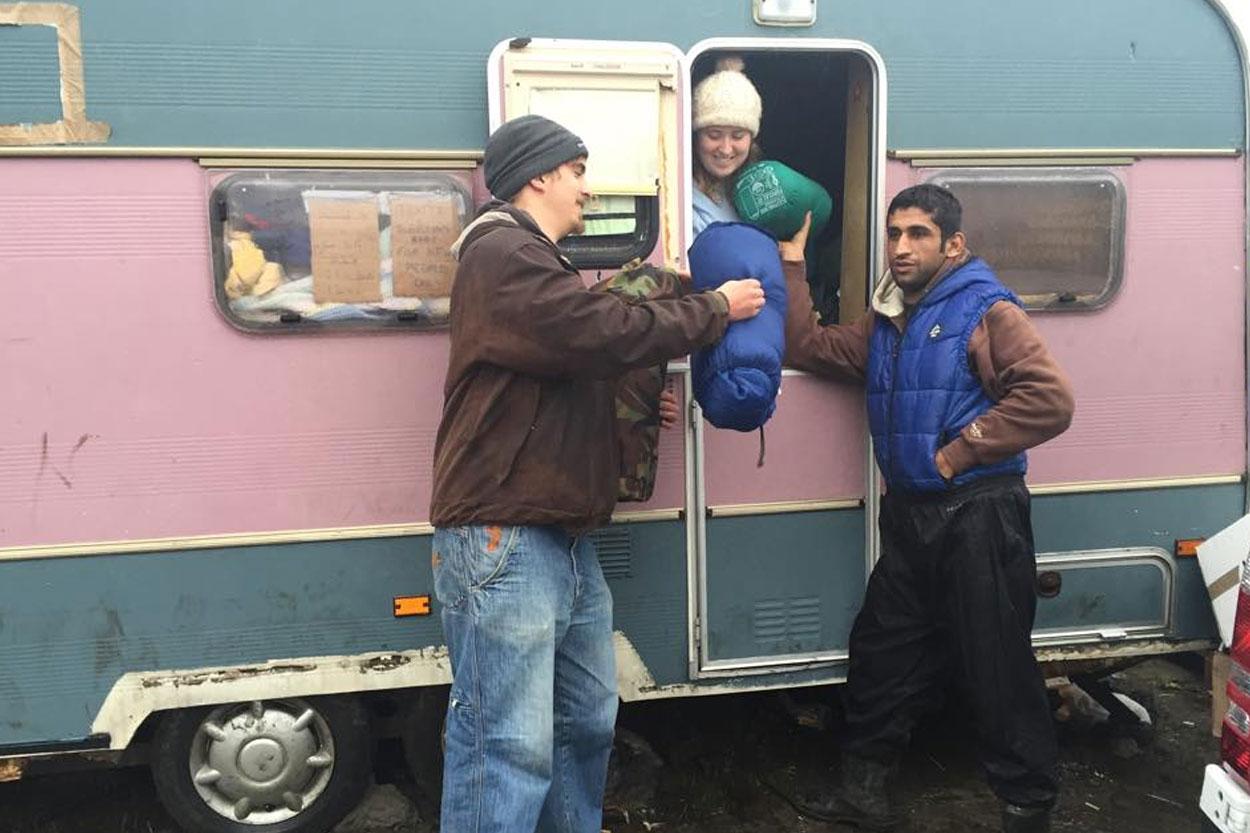 FoaM missie 4 Calais