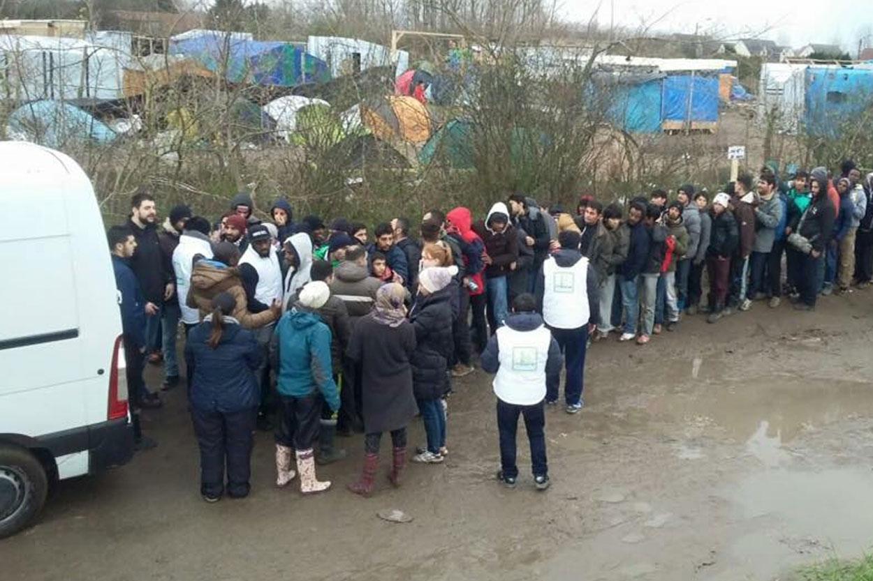 FoaM missie 6 Calais